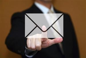 本人確認方法はメールでするイメージ画像